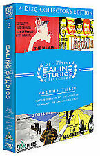 The Definitive Ealing Studios Collection -Volume Three  DVD - Brand New & Sealed