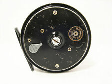 "Vintage JW Young 3 ½"" Beaudex Alloy Trout Fly Fishing Reel"