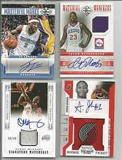 TY LAWSON 12-13 PANINI LIMITED MASTERFUL MARKS AUTOGRAPH AUTO 40/99