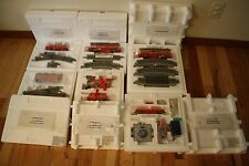 Hawthorne Village Budweiser Train Set 6 Boxes with New in box/NRFB w/COA