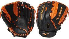 """2017 Mizuno GMVP1300PSEF5 13"""" Black / Orange MVP Prime Fastpitch Softball Glove"""