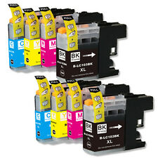 8 PK Printer Ink Set + Chip use for Brother LC103 XL MFC-J870DW MFC-J875DW