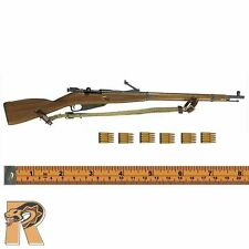 Vladimir Kozlov - Mosin–Nagant Rifle w/ Ammo - 1/6 Scale - Dragon Action Figures