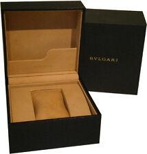 Authentic Bvlgari Presentation Bulgari Watch Box