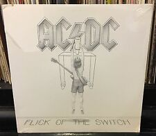 sealed AC/DC Flick Of the Switch 1983 Atlantic 80100-1