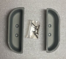 1973-79 Ford Truck F100 F150 F250 & 78-79 Bronco Front Metal Door Handle Cup Set