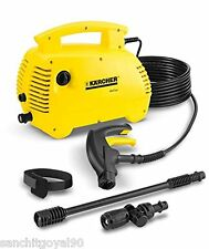 Karcher K 2.420 Aircon 100 bar pressure washer with INDUCTION MOTOR HEAVY DUTY