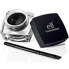 E.L.F Cosmetics Studio Cream Eyeliner, Black Noire Yeux Maquillage elf E303