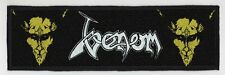 VENOM SUPERSTRIP PATCH / SPEED-THRASH-BLACK-DEATH METAL