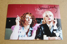 Joanna Lumley Signed 6x4 Photo Autograph Absolutely Fabulous Memorabilia + COA