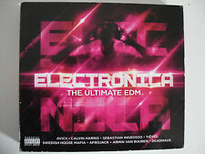 ELECTRONICA CD'S