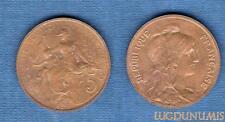 III République, 1871-1940 – 5 Centimes Daniel-Dupuis 1899 SUP +++