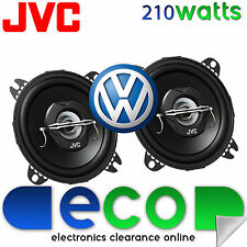 "VW Transporter T4 Dash Speaker Upgrade 1990 - 2003 JVC 4"" 10cm 420watts"