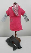 American Girl Just Like You/My American Girl/Truly Me retired Star Hoodie outfit