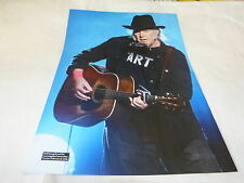 NEIL YOUNG - Mini poster couleurs 3 !!!!!!!!!!!!!!!