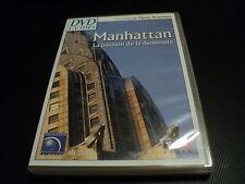 """DVD """"MANHATTAN - LA PASSION DE LA DEMESURE"""" documentaire"""