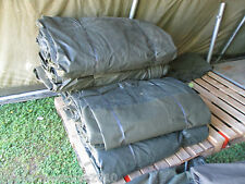BRAND NEW 18x24 Tent Syntex Roof & Wall Section Canvas Unissued Lastest Style