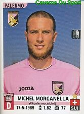 426 MORGANELLA SWITZERLAND US.PALERMO FC Basel STICKER CALCIATORI 2016 PANINI