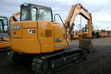 Case CX75SR - CX80 Excavator / Digger - Workshop / Repair Manual