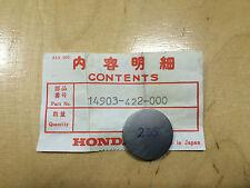 """Original Honda CB 750 ,CB 900 ,CB 1000 ,CB 1100 ,CBX """"Shim (235)"""" 14903-422-000"""
