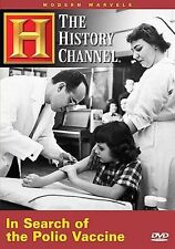 Modern Marvels: In Search of the Polio Vaccine DVD Region ALL, NTSC