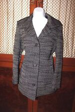 DEREK LAM Women's  Wool Coat Size 8 US