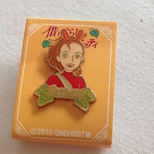 The Borrower Arrietty - New Genuine Studio Ghibli  M158