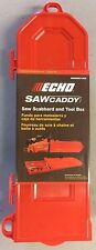 Echo OEM 99988801900 Chainsaw Bar Cover Scabbard ToolBox Saw Caddy up to 20""