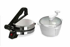 EAGLE BRAND ORIGINAL ELECTRIC ROTI MAKER, COMBO OFFER ROTI AND DOUGH MAKER