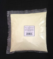 2lb 2lbs SULFUR POWDER - 99.8% PURE - FREE PRIORITY SHIPPING