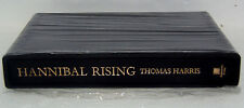 HANNIBAL RISING THOMAS HARRIS LIMITED FIRST ED SIGNED HARDBACK IN SLEEVE HB