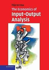 The Economics of Input-Output Analysis, Economics, Popular Economics, Business D