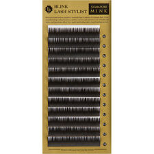 Signature Mink Blink Lash Extensions B/.06 x 7-14mm