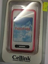 Samsung F480,F480T,F480V TPU Case in Pink TPU6310-207. Brand New in packaging.