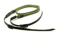 Lance Camera Straps DSLR Strap Cord Camera Strap - Olive Green, 42in