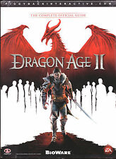 Dragon Age II: The Complete Official Guide by Piggyback Interactive SEALED NEW