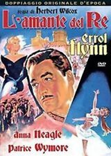 DvD L'AMANTE DEL RE ** A&R Productions ** 1955 ....NUOVO