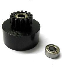 1/10 1/8 Scala .18 + Motore Frizione Contenitore 18 Dente 18T + 2 Cuscinetti