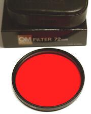 OLYMPUS OM-System Rotfilter E72