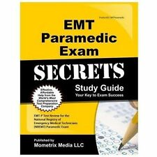 EMT Paramedic Exam Secrets Study Guide : EMT-P Test Review for the National...