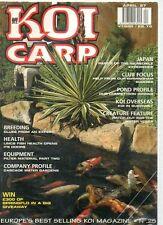 KOI CARP MAGAZINE - April 1997