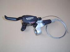 Shimano deore Dual-Control frein boutons poignée st-m535 Noir/Argent Gauche Neuf!