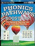 Phonics Pathways Boosters!: Fun Games and Teaching Aids to Jump-Start Reading, H