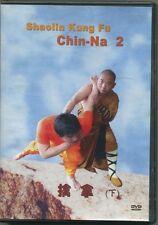 Chinese grappling and joint locks - Shaolin Kung Fu Chin-Na DVD