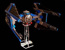 Star Wars Lego 6206 TIE Interceptor - custom display stand only
