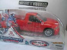 Transformers Alternators - Optimus prime Dodge Ram SKT-10 1:24 Sccale