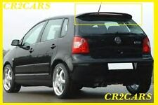 VW POLO MK4 9N3 REAR/ROOF SPOILER (2005-2009)