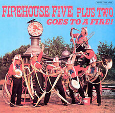 FIREHOUSE FIVE PLUS-FIREHOUSE FIVE PLUS CD NEW