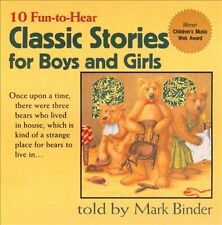 Classic Stories for Boys and Girls 2004 by Mark Binder . EXLIBRARY