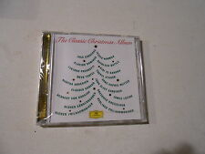 THE CLASSIC CHRISTMAS ALBUM-CD-NEW/SEALED-GERMANY-BRYN TERFEL-KATHLEEN BATTLE